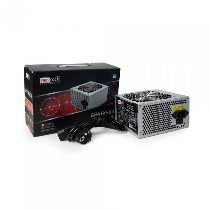 REDROCK GPATX500 500W 12cm FANLI POWER SUPPLY KUTULU