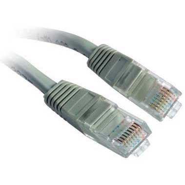 S-LINK SL-CAT601 1.0 MT CAT6 PATCH KABLO GRI