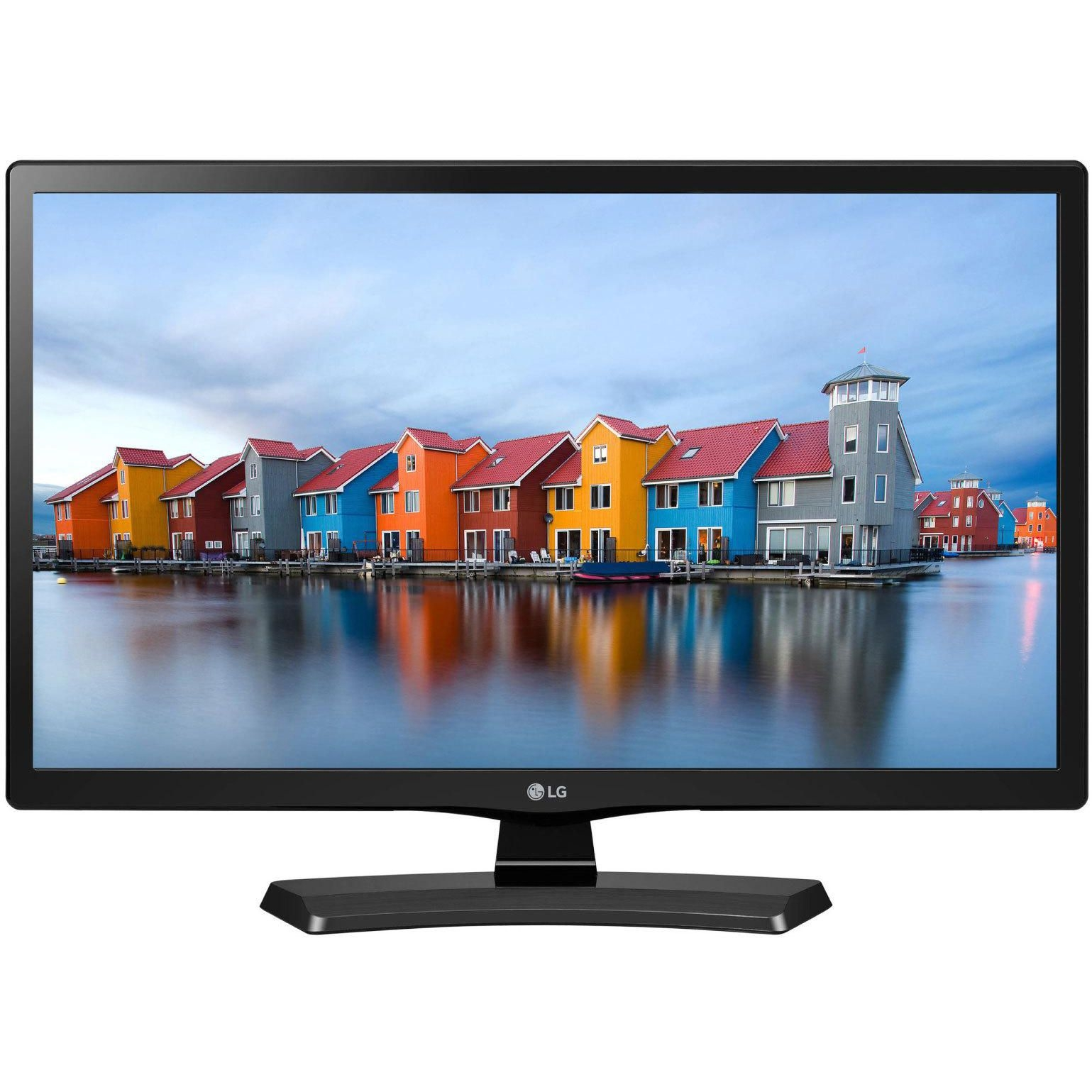"LG 28MN49HM-PZ 28"" 5MS 1366x768 HDMI SPEAKER LED TV-MONITOR"