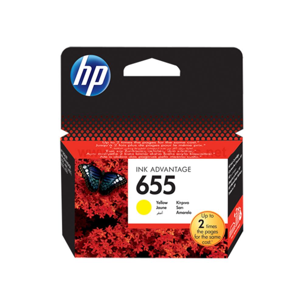 HP CZ112AE SARI KARTUS NO:655