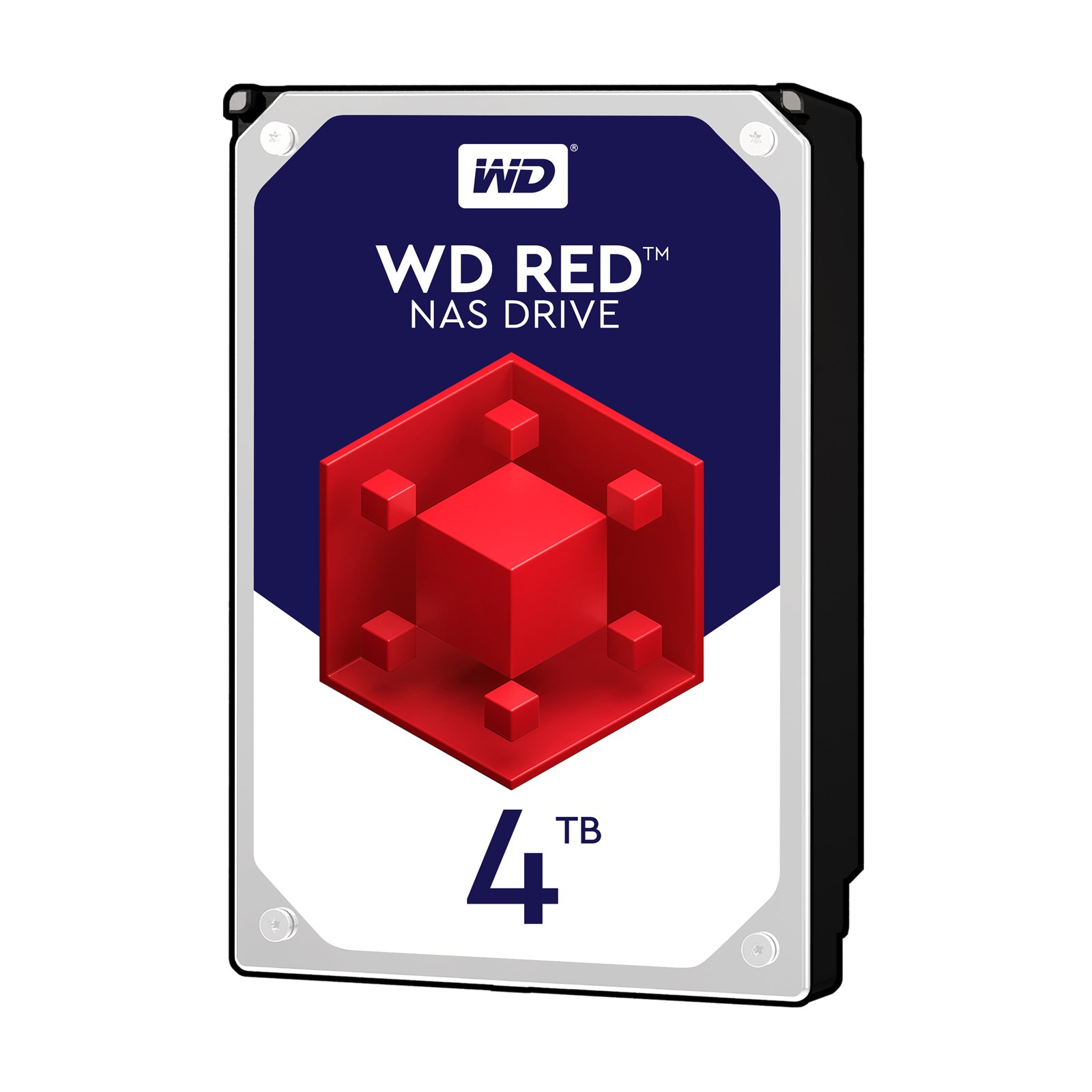WD RED 4TB 5400RPM 64MB SATA3 6Gbit/sn WD40EFRX NAS HDD
