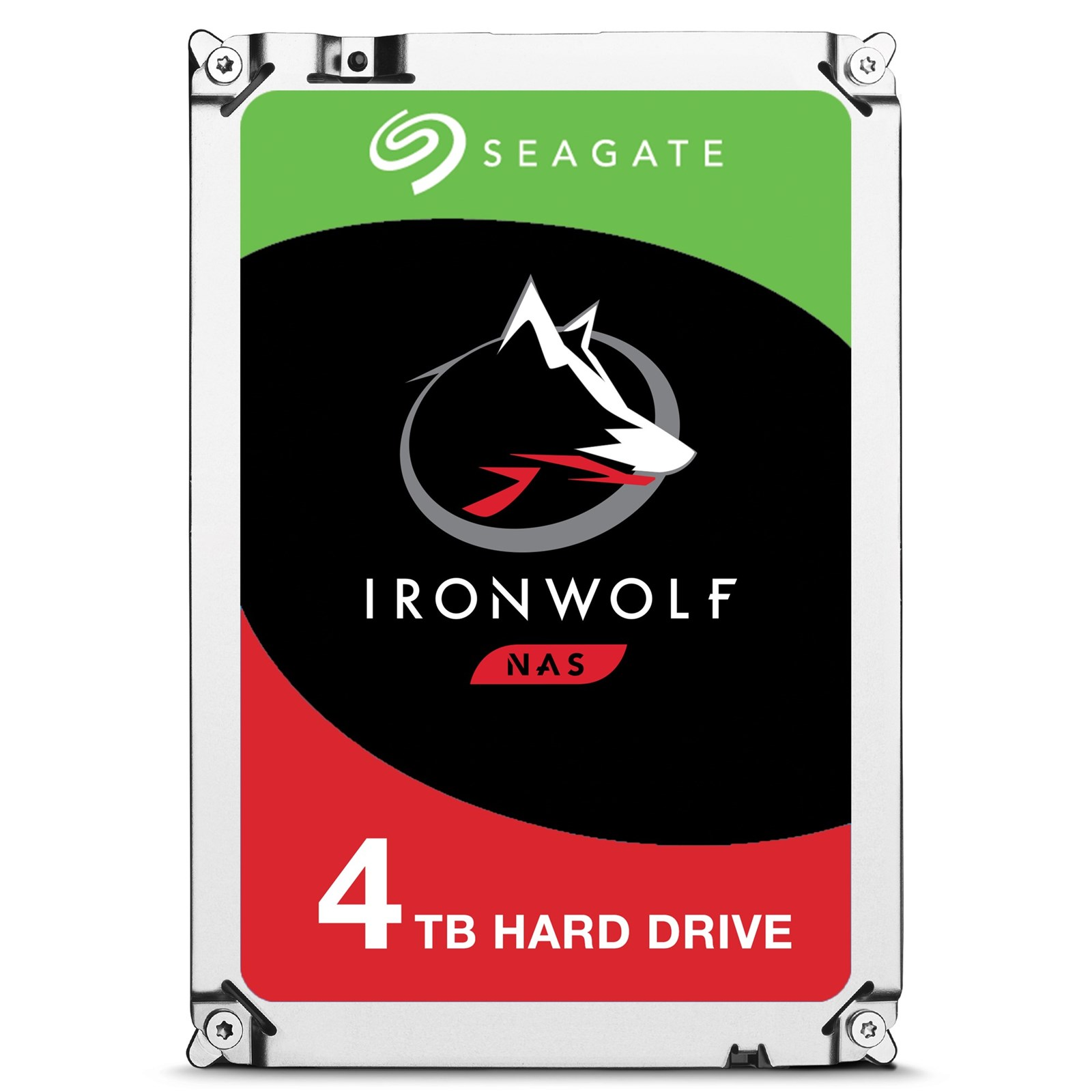 SEAGATE IRONWOLF 4TB 5900RPM 64MB SATA3 6Gbit/sn ST4000VN008 NAS HDD