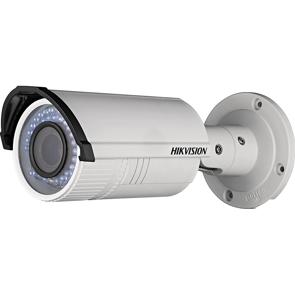 HIKVISION DS-2CD2642FWD-IZS 4MP 2.8-12MM MOTORİZE VARİFOCAL 30MT BLC/D-WDR/3D-DNR IP66 POE/ONVIF H.264/H.264+/MJPEG META