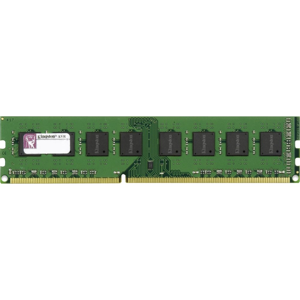KINGSTON 16GB 2400MHz DDR4 PC RAM CL17 KVR24N17D8-16