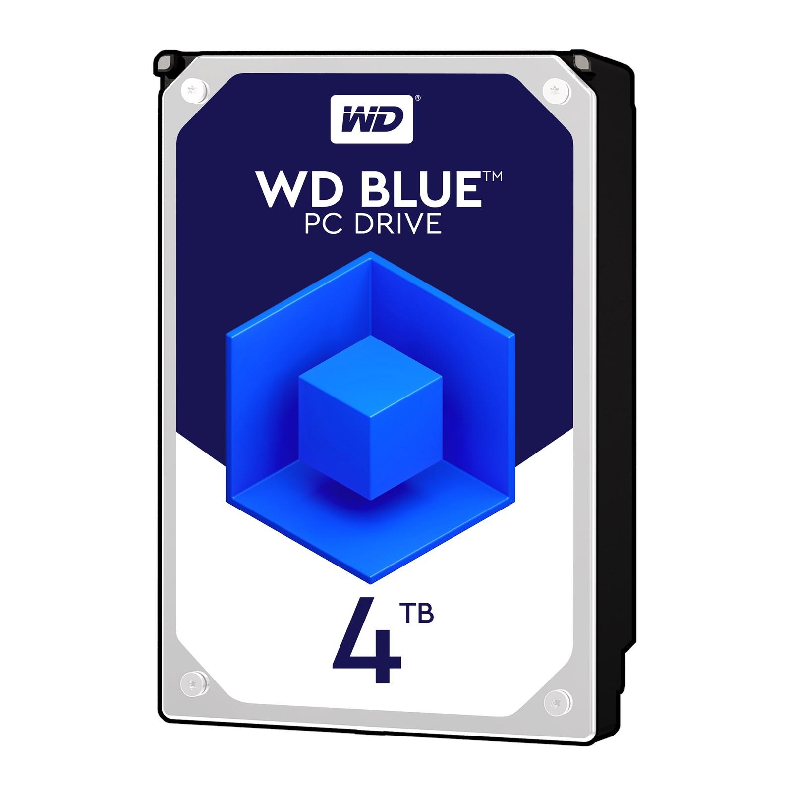WD BLUE 4TB 5400RPM 64MB SATA3 6Gbit/sn WD40EZRZ HDD