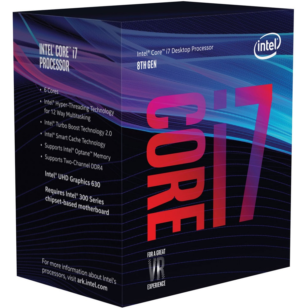 INTEL CORE I7 8700 3.20GHz 12M 1151v2 PIN İŞLEMCİ