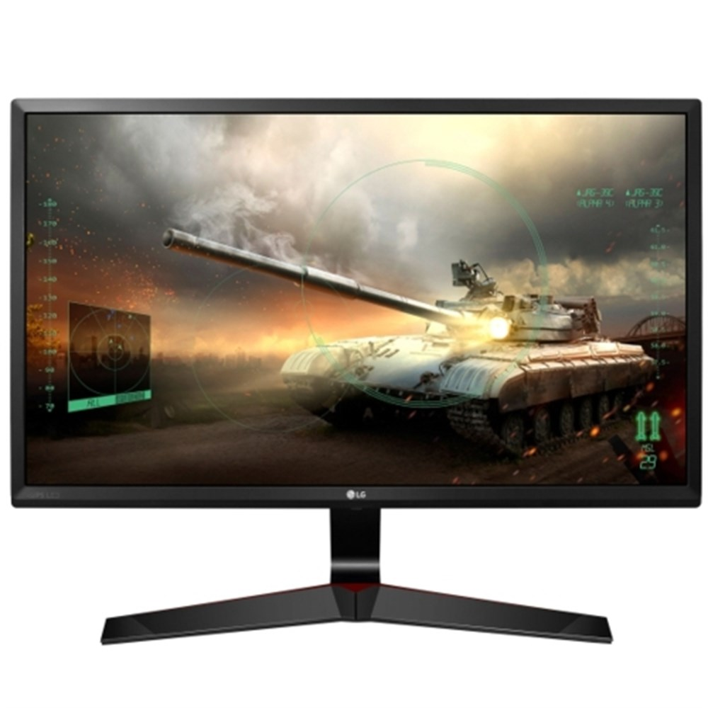 "LG 27MP59G-P 27"" 1MS 1920x1080 VGA/HDMI/DP GAMING SİYAH IPS LED MONITOR"