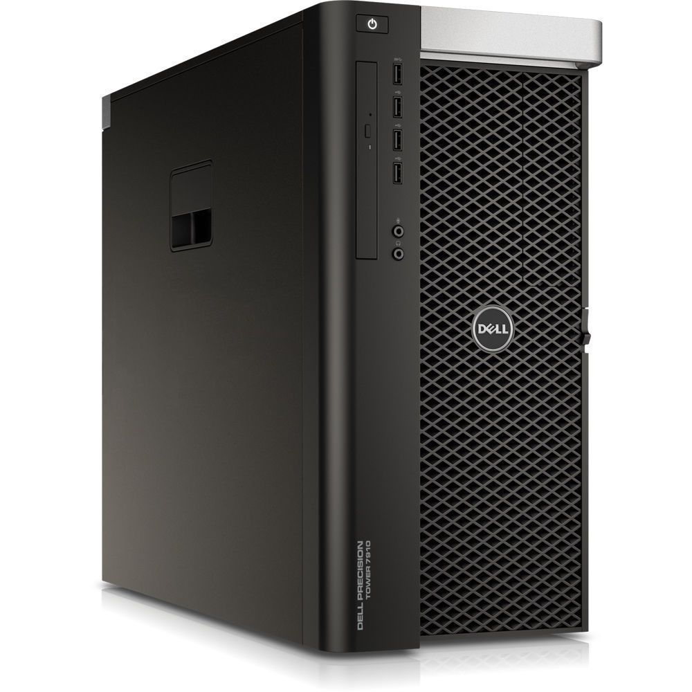 "DELL PRECISION T7910 JUPITER 2xE5-2637v4 32GB (4x8GB) 1TB 3.5"" SATA W7PRO WORKSTATION"