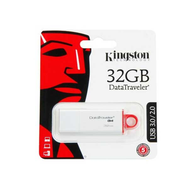 KINGSTON DATATRAVELER 32GB USB3.0 FLASH BELLEK DTIG4/32GB