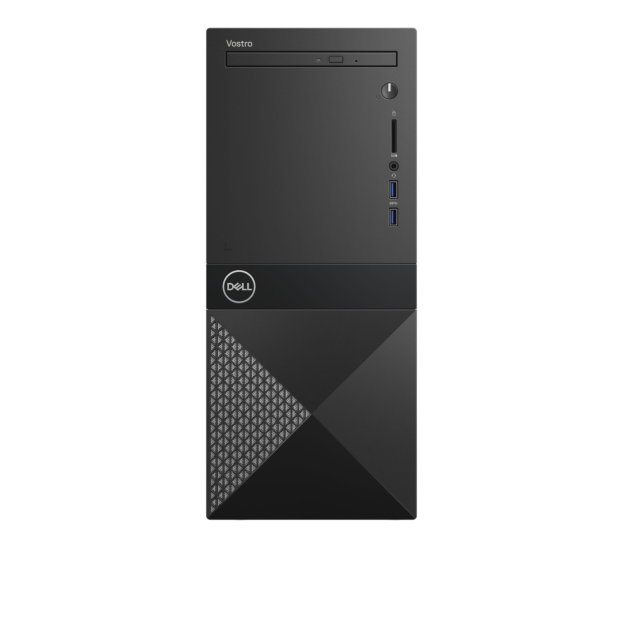 DELL VOSTRO 3670 N204VD3670BTOEME_U i3-8100 4GB 1TB O/B INTEL HD GRAPHICS 630 DVD/RW LINUX PC