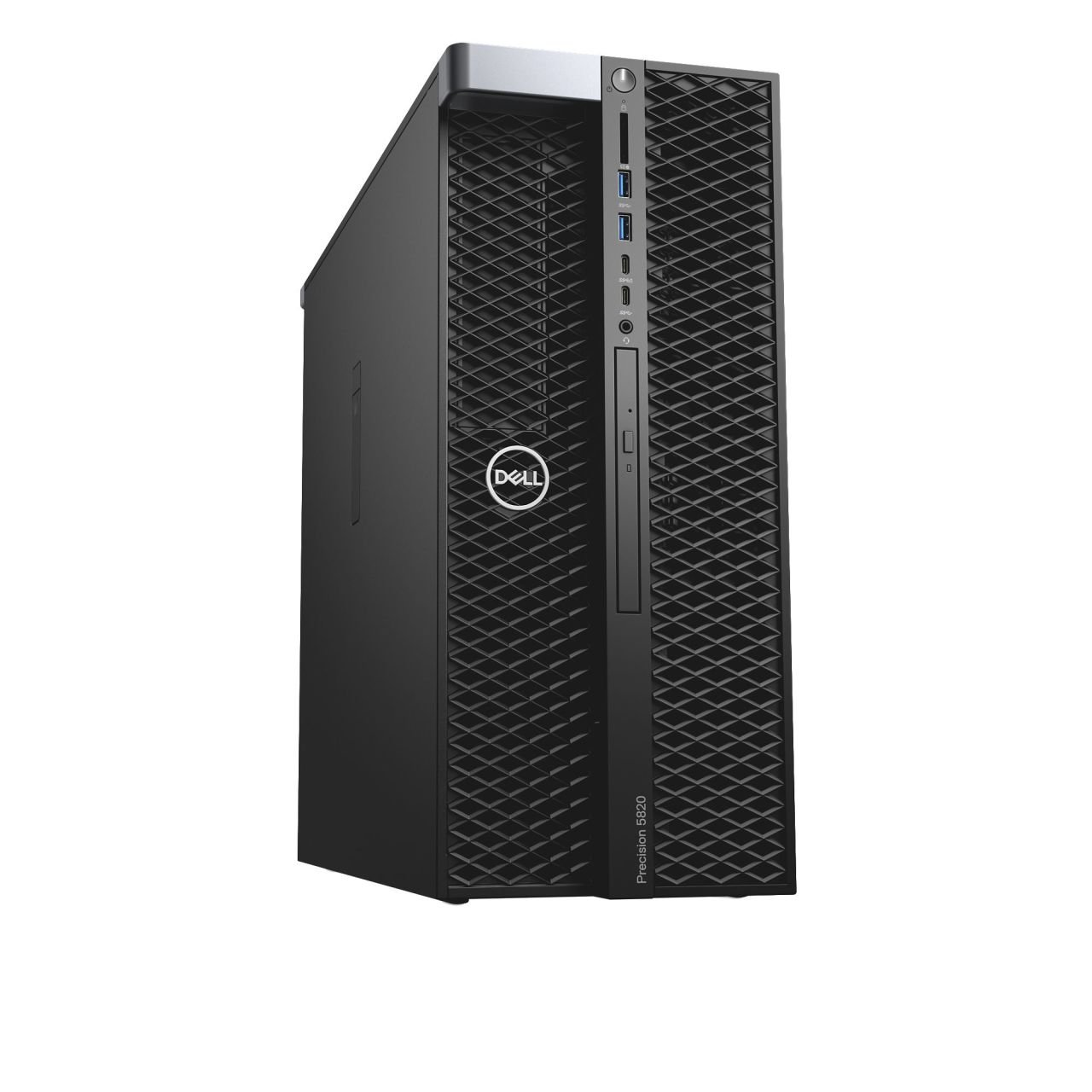 DELL PRECISION T5820_W-2123 Xeon W-2123 3.6GHz 16GB (2x8GB) M.2 256GB SSD 950W WIN10 PRO WORKSTATION