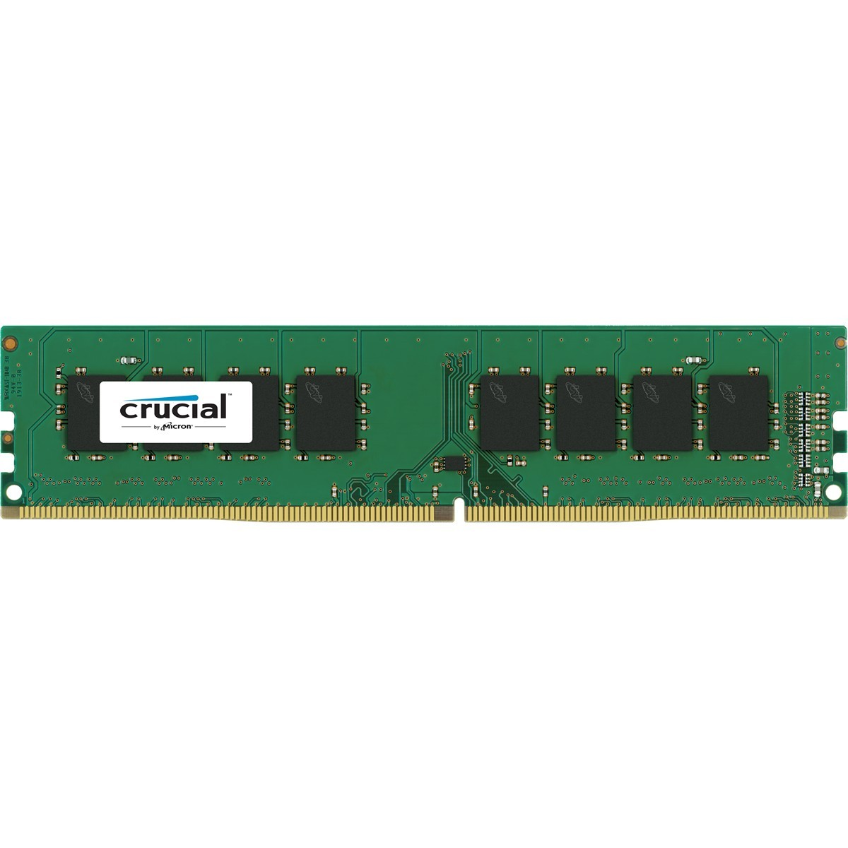 CRUCIAL 8GB 2400MHz DDR4 PC RAM CL17 1.2V CT8G4DFS824A