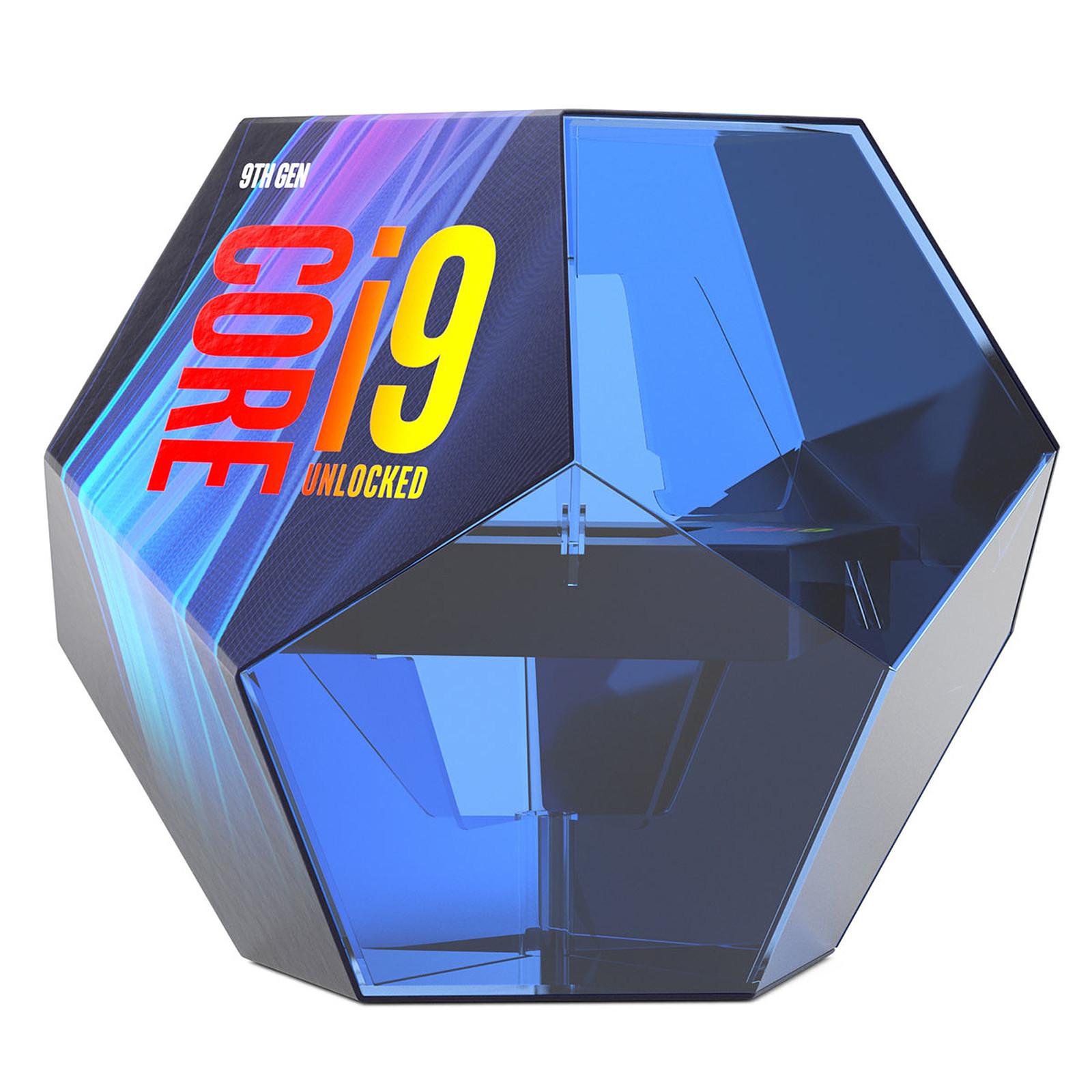 INTEL CORE I9 9900K 3.60GHz 16MB 1151v2 PIN İŞLEMCİ FANSIZ