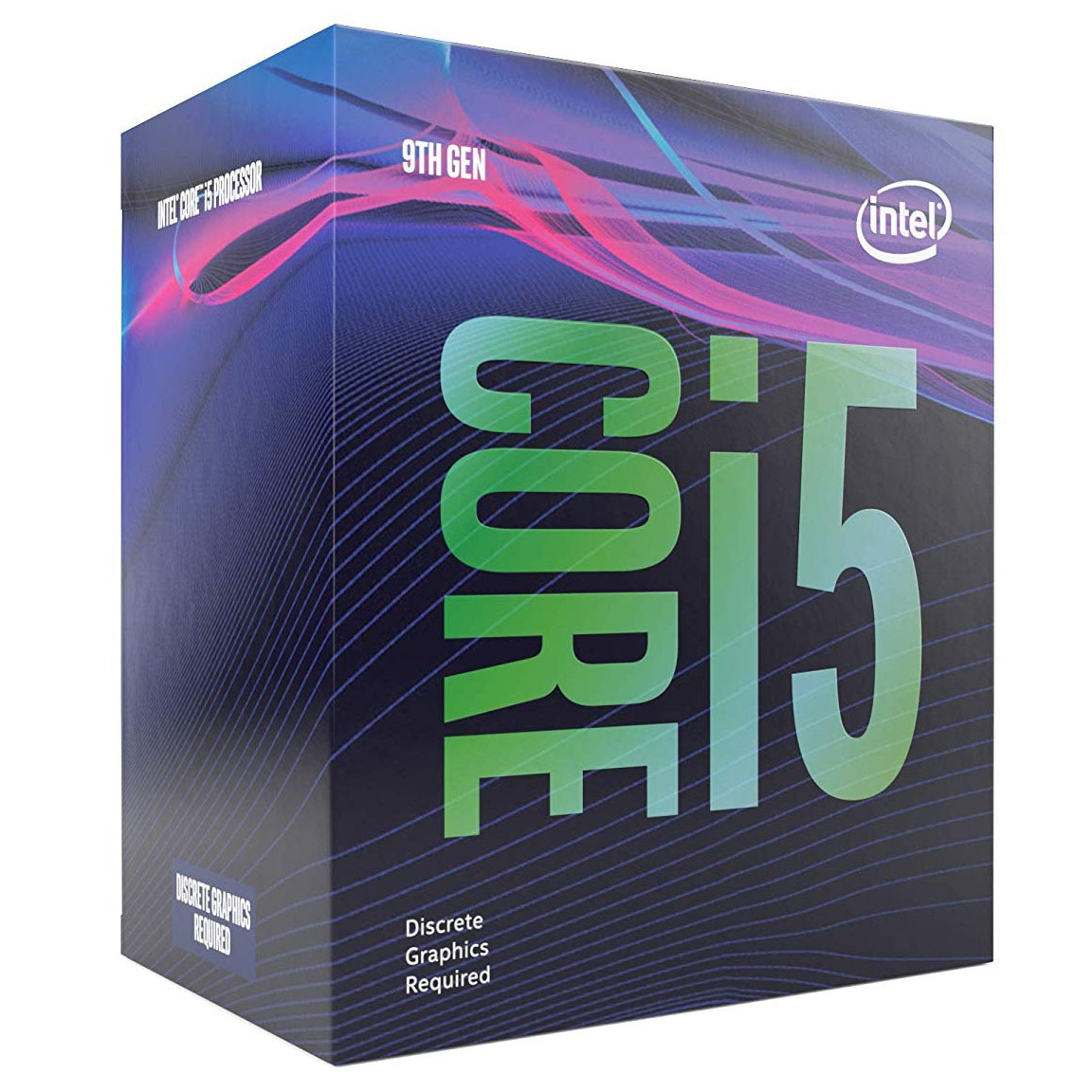INTEL CORE I5 9400F 2.90GHz 9mb 1151v2 PIN İŞLEMCİ