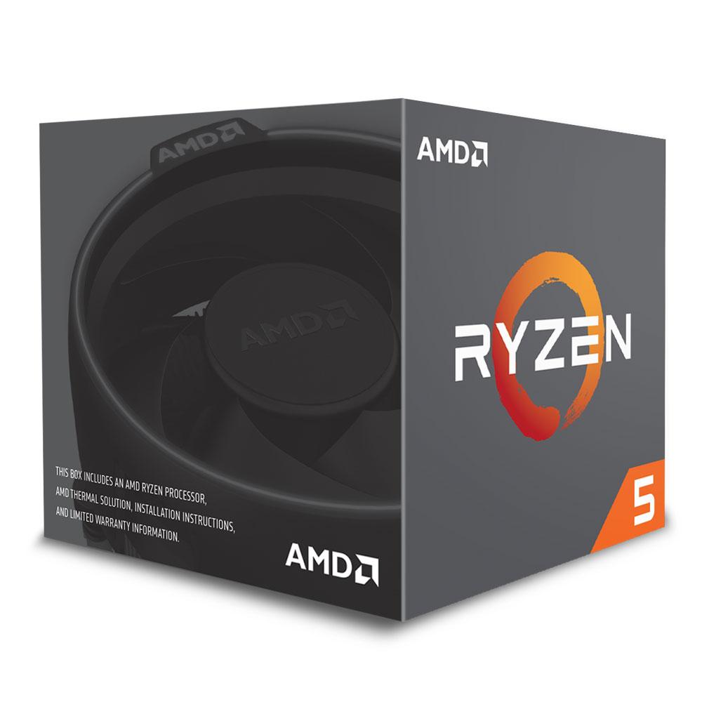 AMD RYZEN 5 2600 3.40/3.90GHz 16MB AM4 İŞLEMCİ 65W