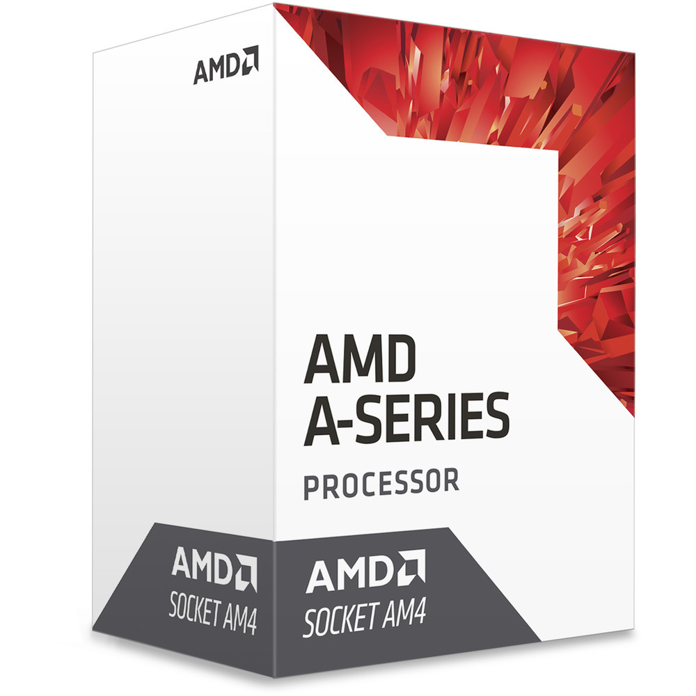AMD A-SERIES A10 9700 3.50/3.80GHz 2MB R7 VGA AM4 İŞLEMCİ