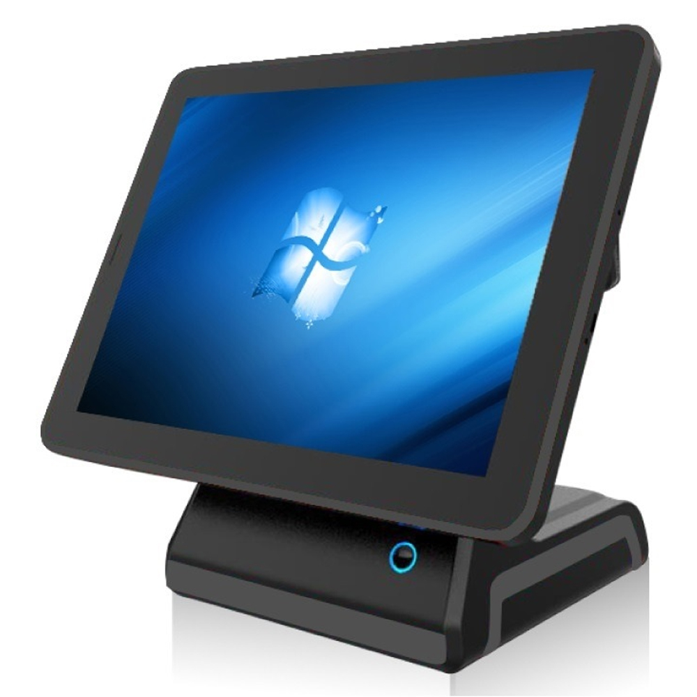 "POSSAFE HD-150 15"" ÇİFT EKRAN J1800/4GB/64GB TOUCH POS TERMİNAL/ALL IN ONE PC"
