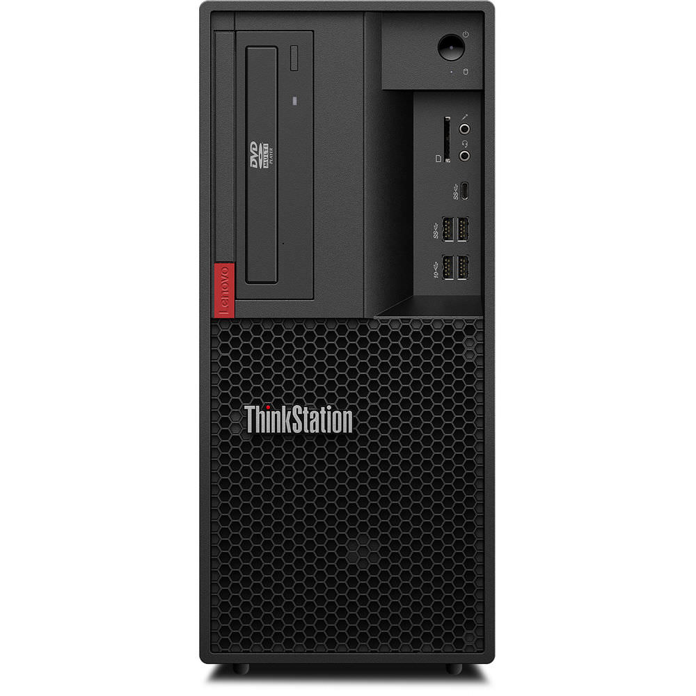 "LENOVO THINKSTATION P330 30C50058TX E-2174G 16GB 256GBSSD + 1TB 3.5"" SATA 5GB QUADRO P2000 400W WIN10 PRO WORKSTATION"