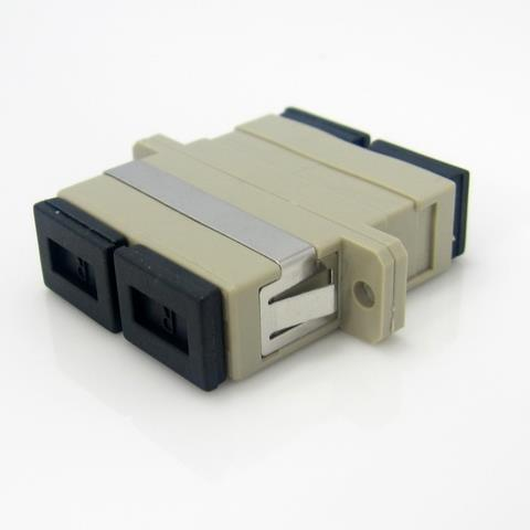 BLS MM SC DX COUPLER ADAPTOR