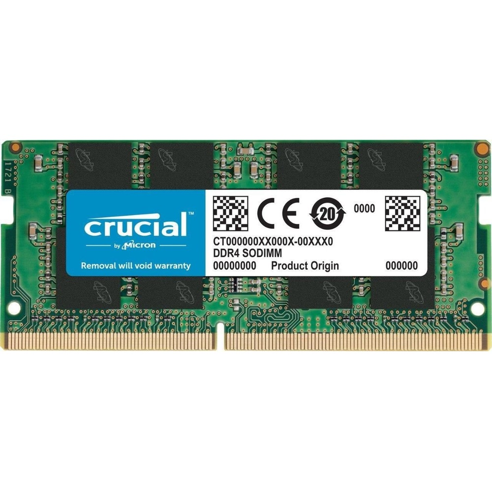 CRUCIAL 16GB 2400MHz DDR4 CB16GS2400 NOTEBOOK RAM