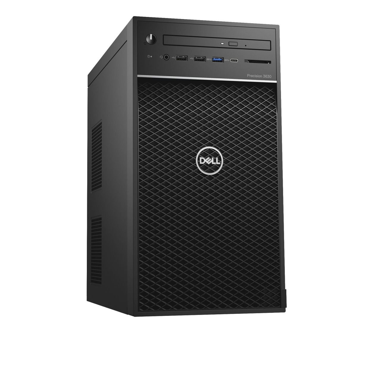 DELL PRECISION T3630 EPSILON E-2174G 16GB 256GB SSD/1TB SATA 5GB QUADRO P2000 460W WIN10 PRO WORKSTATION