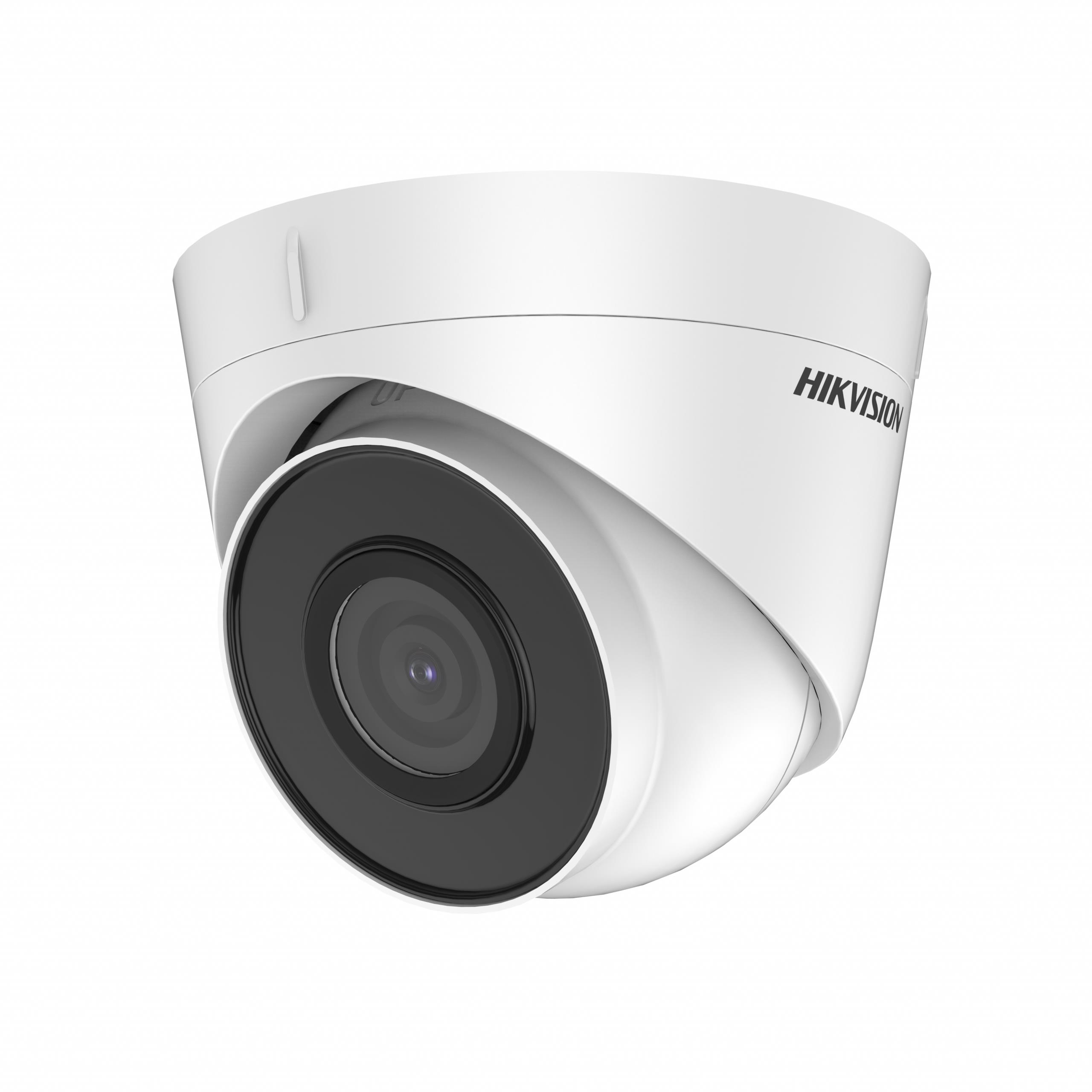 HIKVISION DS-2CD1323G0-IU 2MP 2.8MM 30MT BLC, ROI, 3D DNR H.265+/H.265 IP66 IR DOME IP KAMERA