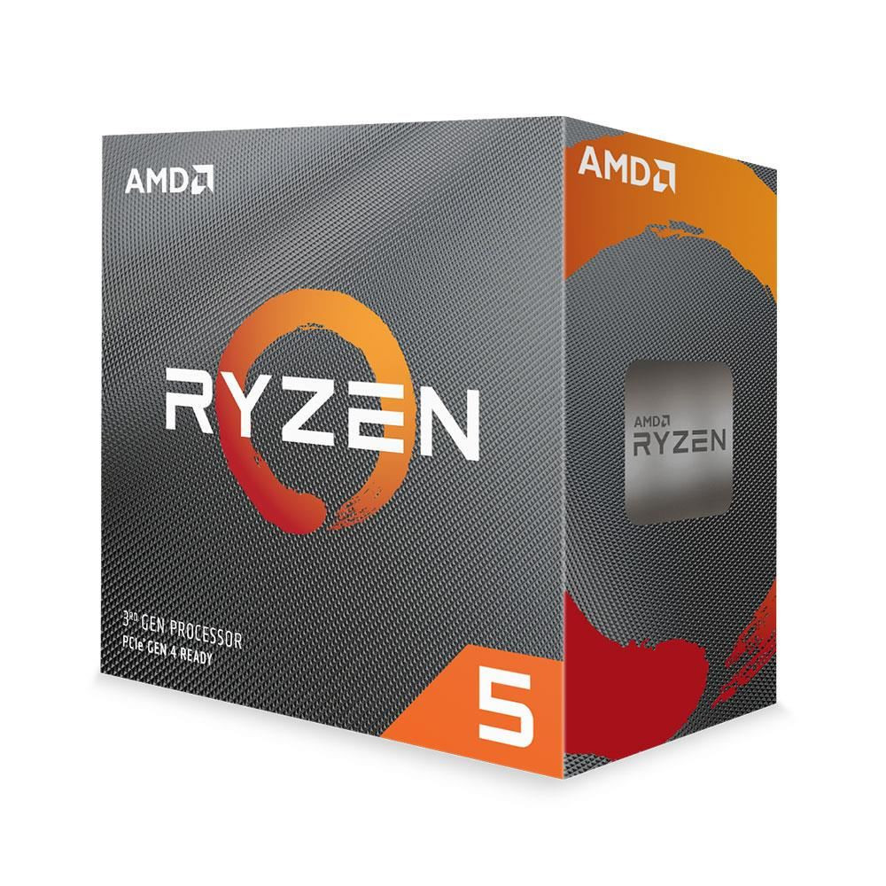 AMD RYZEN 5 3500X 3.60GHZ 35MB AM4 İŞLEMCİ BOX