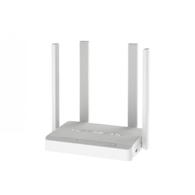 KEENETIC EXTRA DSL AC1200 4 PORT FE+USB KABLOSUZ VDSL2/ADSL2+ MODEM KN-2111-01TR