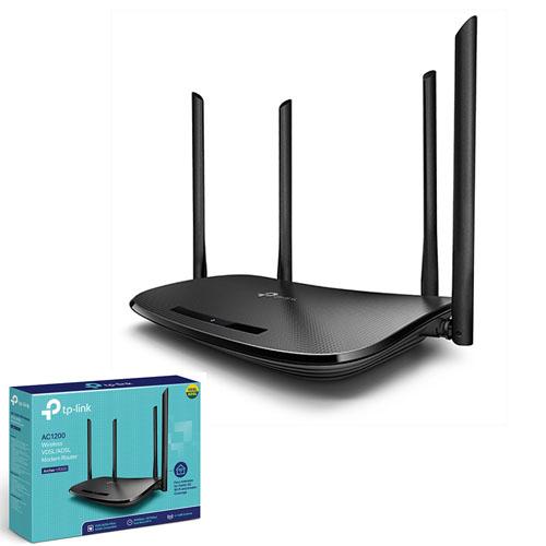 TP-LINK ARCHER VR300 1200 MBPS 4 PORT 4 ANTEN 2.4 - 5 GHZ VDSL2/ADSL2+ MODEM ROUTER