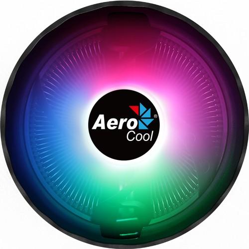 AEROCOOL AİR FROST PLUS AE-CC-AFP AMD/INTEL FRGB 12CM İŞLEMCİ SOGUTUCUSU