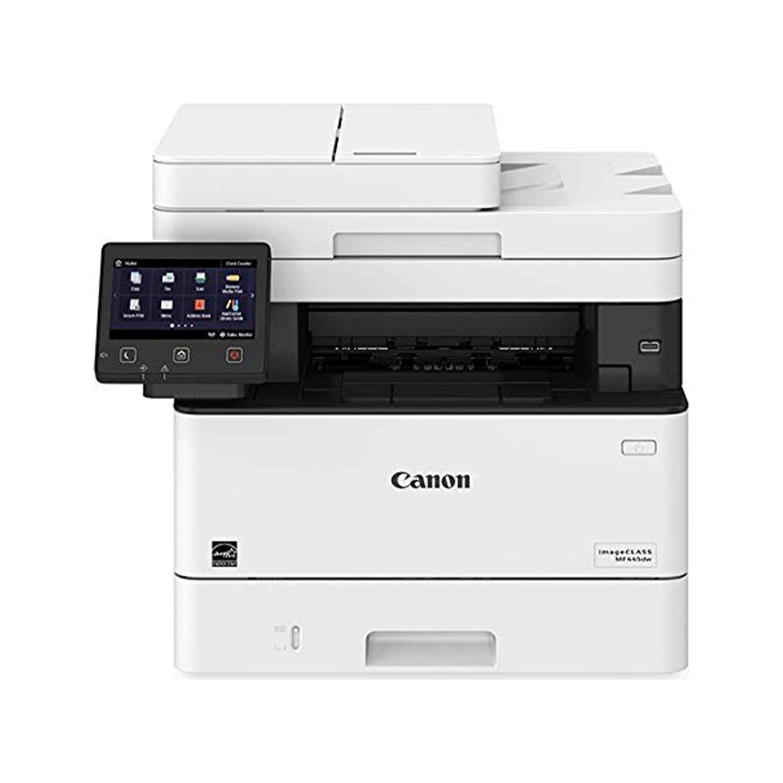 CANON i-SENSYS MF445DW LAZER YAZICI TARAYICI FOTOKOPİ FAX DUBLEX USB/ETHERNET/WIFI A4