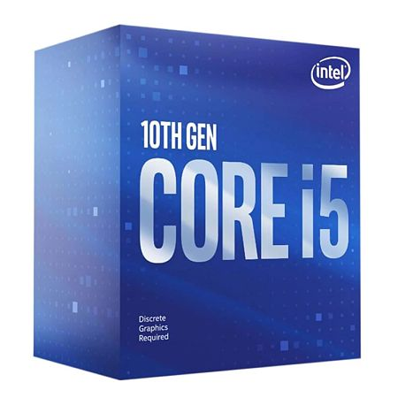 INTEL COMETLAKE I5-10400F 2.9GHz 12MB 1200Pin IŞLEMCI BOX