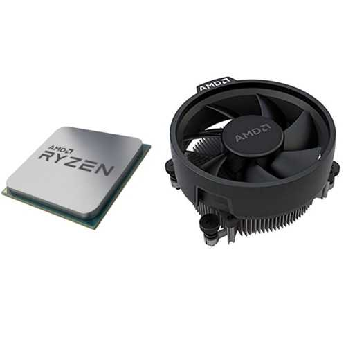 AMD RYZEN 5 2600 3.40/3.90GHz 16MB AM4 MPK İŞLEMCİ+FAN 65W