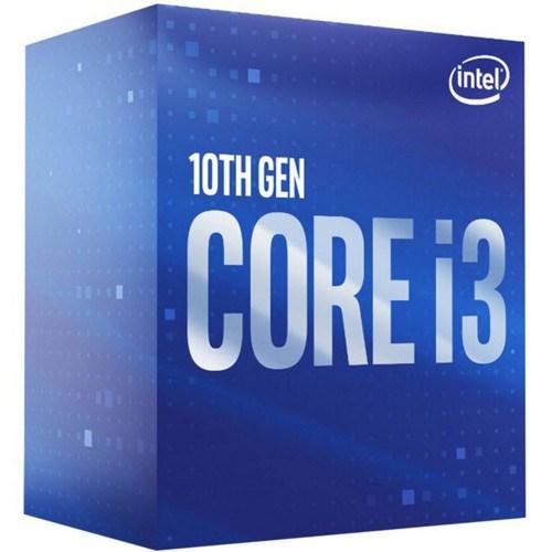 INTEL COMETLAKE I3-10100F 3.6GHz 6MB 1200Pin IŞLEMCI BOX
