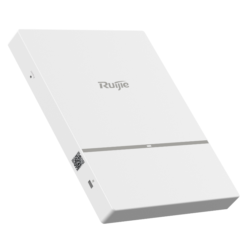 RUIJIE RG-AP820-L(V2) Wi-Fi 6 802.11ax 2.4 GHZ & 5 GHZ 1024 CLIENT INDOOR WAVE2 ACCESS POINT