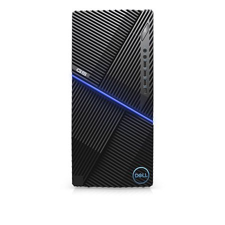 DELL G5DT-B40W85N I5-10400F 8GB 512GB SSD 6GB GTX1660 SUPER WINDOWS 10 GAMING PC