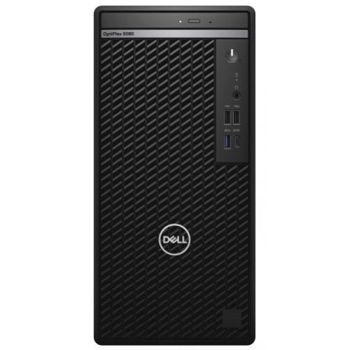 DELL OPTİPLEX 5080MT N010O5080MT_U I5-10500 8GB 256GB SSD DVD/RW FREEDOS PC