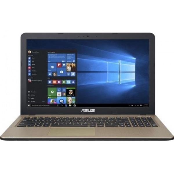 """ASUS X540BA-DM213 AMD A9 9425 4GB 256GB SSD AMD RADEON R5 15.6"""" FHD FREEDOS NOTEBOOK"""