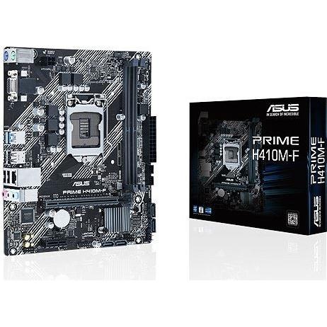 ASUS PRIME H410M-F Intel® H410 2xDDR4 1xVGA 1xGLAN 1200Pin ANAKART