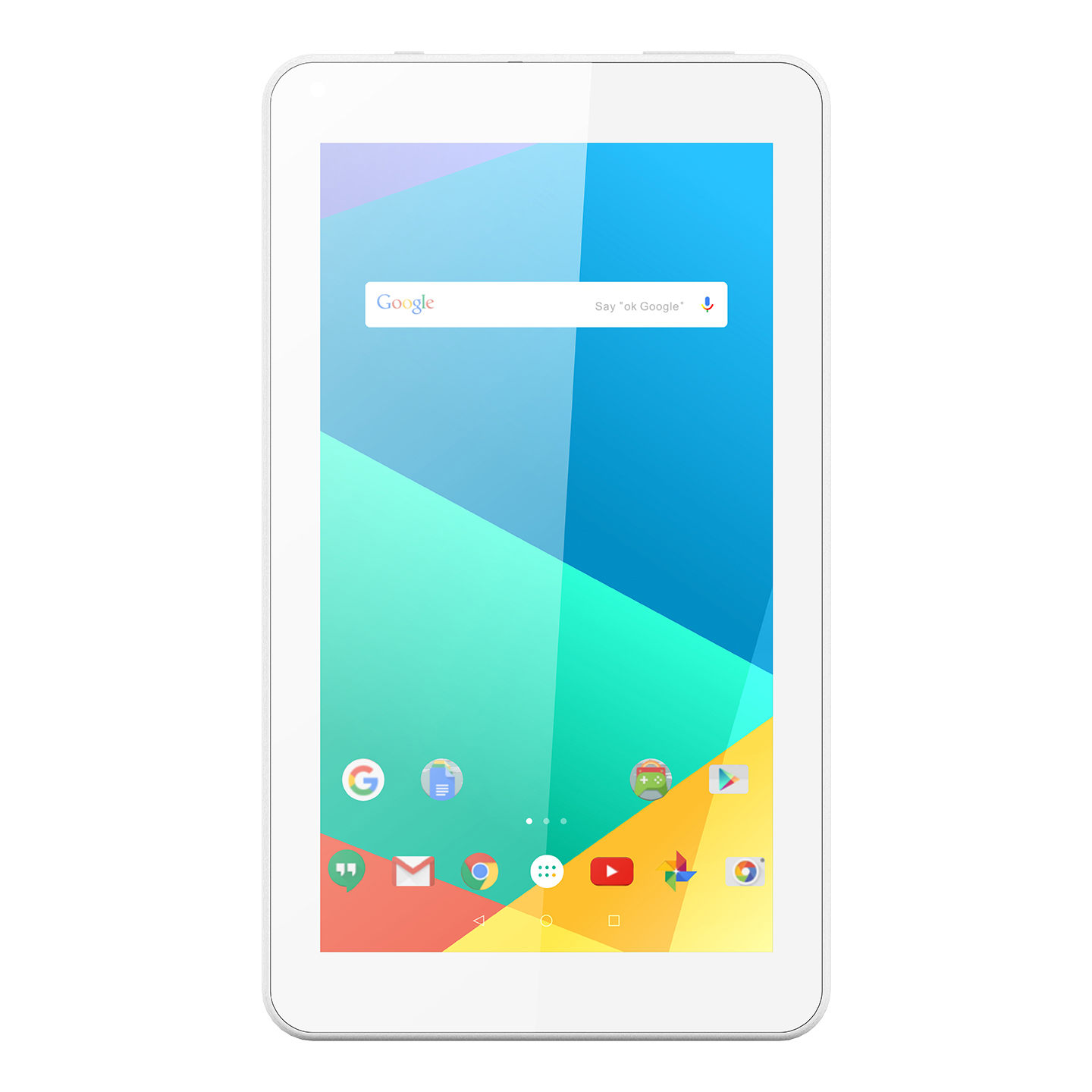 "EVEREST WİNNER PRO EW-2021 QUAD CORE 2GB DDR3 16GB WIFI/BT 7"" 1024X600 CIFT KAMERA BEYAZ ANDROID 10.0 GO TABLET"