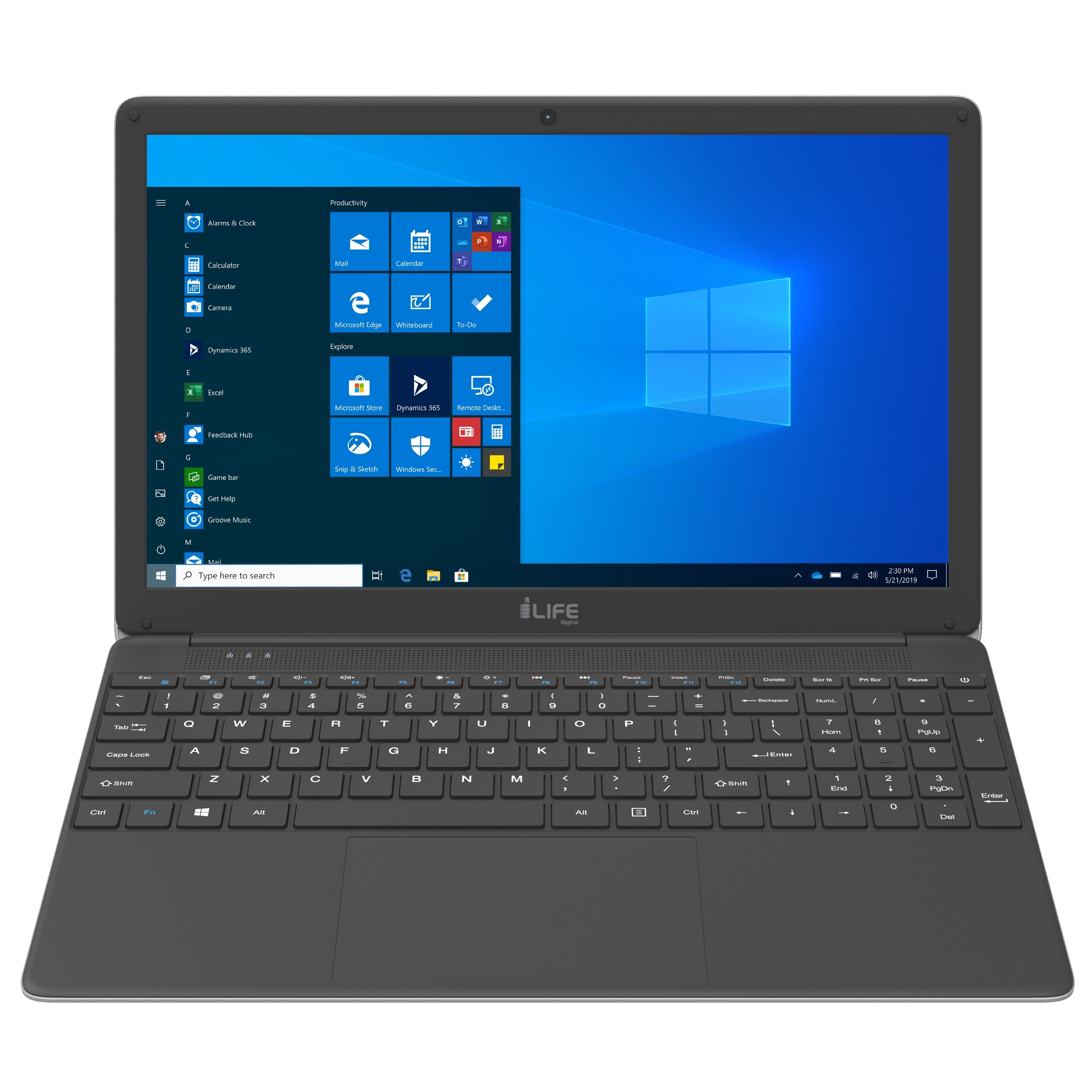 "I-LIFE ZED AIR CX5 NTBTILWBI5158256 I5-5257U 8GB 256GB SSD 15.6"" FHD WIN10 SİYAH NOTEBOOK"