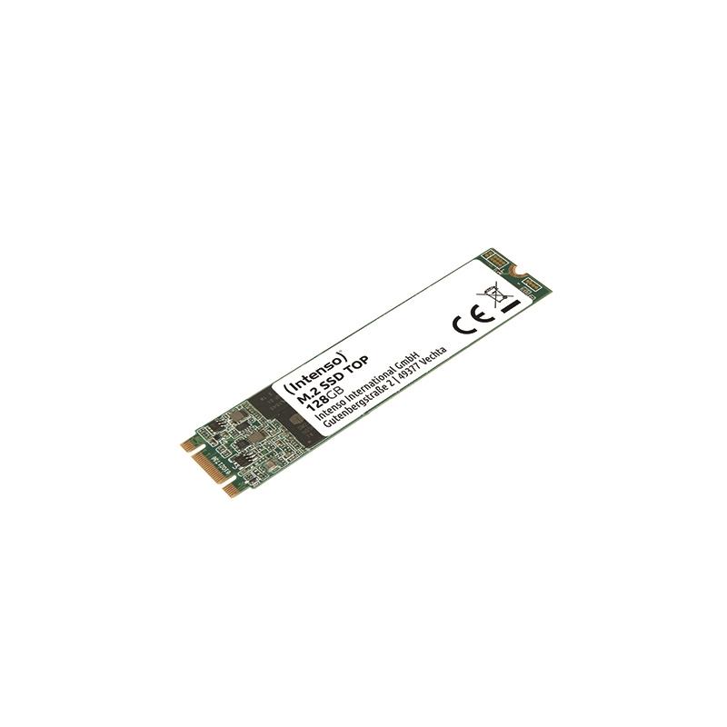 INTENSO TOP 128GB 520/500MB/s 4mm M.2 SATA 3.0 SSD 3832430 3D-NAND