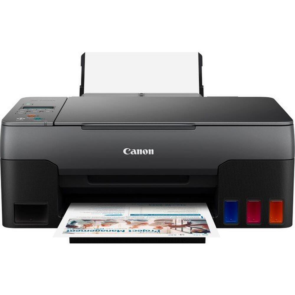 CANON PIXMA G2420 TANKLI YAZICI TARAYICI FOTOKOPİ USB A4 +INK BK