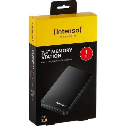 "INTENSO 1TB USB3.0 2.5"" SIYAH HARICI HDD 6021560"
