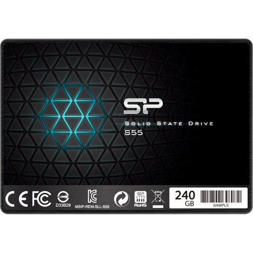 SILICON POWER 240GB 550/450MB/s 7mm SATA 3.0 SSD SP240GBSS3S55S25