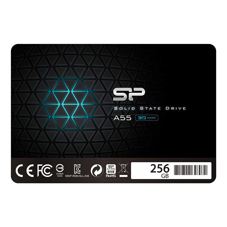 SILICON POWER 256GB 560/530BMB/s 7mm SATA 3.0 SSD SP256GBSS3A55S25
