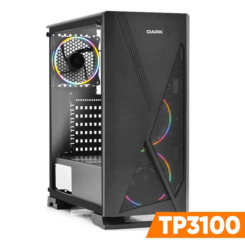 DARK TP3100 DK-PC-TP3100 RYZEN 3 3100 8GB 240GB SSD 4GB RX560 FREEDOS PC
