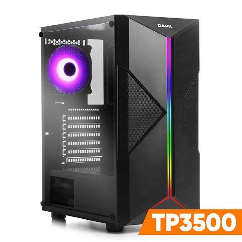 DARK TP3500 DK-PC-TP3500 RYZEN 5 3500 8GB 1TB 2GB GT1030 FREEDOS PC