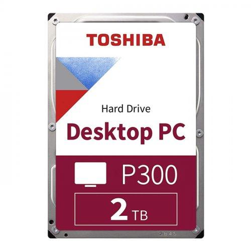 TOSHIBA P300 2TB 5400RPM 128MB SATA3 6Gbit/sn HDWD220UZSVA HDD