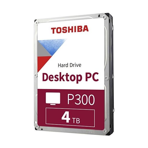 TOSHIBA P300 4TB 5400RPM 128MB SATA3 6Gbit/sn HDWD240UZSVA HDD
